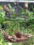 pictures of Bird Feeder Victorian Style