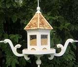 images of Bird Feeder Victorian Style