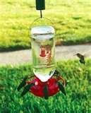 Bird Feeder Hummingbird Down