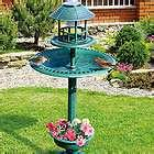 Bird Feeder Solar Light Planter pictures