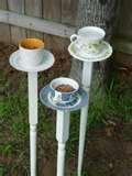 photos of Bird Feeder Saucers