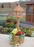 Wooden Bird Feeder Designs photos
