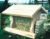 Bird Feeders Dimensions pictures