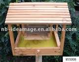 photos of Wooden Bird Feeder Designs