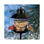 Bird Feeder Silver Charm images