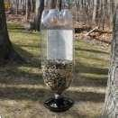 Upcycled Bird Feeders pictures