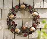 photos of Bird Feeder Wreath Suet
