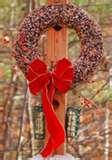 pictures of Bird Feeder Wreath Suet