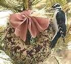 Bird Feeder Wreath Suet images