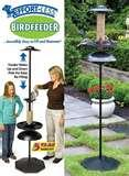images of Bird Feeder Pole Base