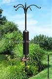 photos of Bird Feeder Pole Base