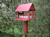 Bird Feeder Pole Base pictures