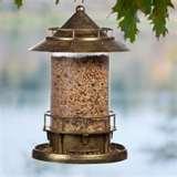 Outdoor Seasons Bird Feeder Lodge