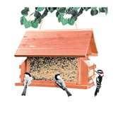photos of Outdoor Seasons Bird Feeder Lodge