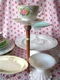 Tea Cup Bird Feeder Tutorial