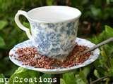 Tea Cup Bird Feeder Tutorial photos