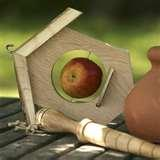 Bird Feeder Apples images