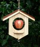 Bird Feeder Apples photos
