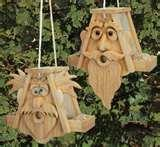 Hanging Bird Feeders From Trees pictures