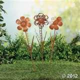 images of Bird Feeder Yard Stakes