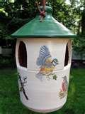 images of Bird Feeder Wren