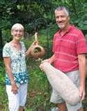 Bird Feeders Out Of Gourds pictures