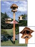 Bird Feeders 4x4 Post pictures