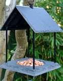 Bird Feeders Engraved pictures