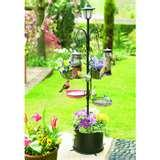 images of Bird Feeder Support Poles