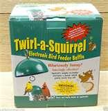 photos of Squirrel Proof Bird Feeders Twirl