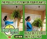 Bird Feeder Pulley System