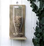 Bird Feeders Out Of Wood pictures