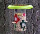 Bird Feeder Paint