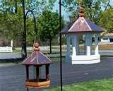 pictures of Copper Bird Feeders