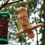 Bungee Bird Feeder pictures