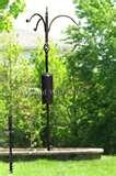 Squirrel Proof Bird Feeder Pole pictures