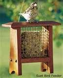 Bird Feeder Plan