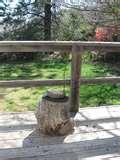 pictures of Deck Bird Feeder