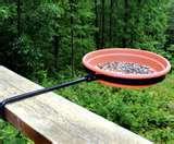 photos of Deck Bird Feeder