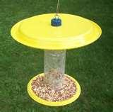 images of Recycled Bird Feeder