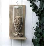 Water Bottle Bird Feeder Photos