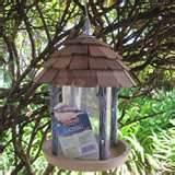 Gazebo Bird Feeders