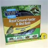 photos of Ground Bird Feeders