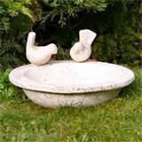 photos of Bird Bath And Feeder