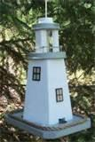 Lighthouse Bird Feeder Images