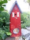 Bird House Feeder Images