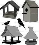Photos of Bird House Feeder