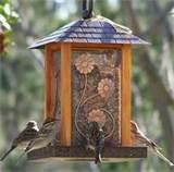 Images of Bird Feeders Homemade