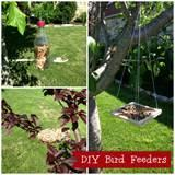 Bird Feeders For Kids