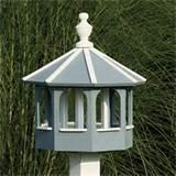 Gazebo Bird Feeder Pictures